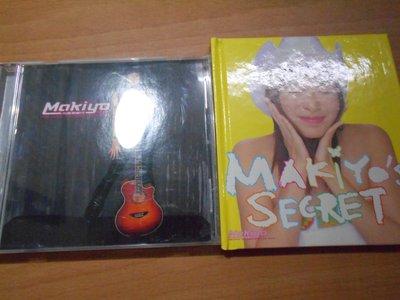 幸福2-1號倉庫】*CD** 川島茉樹代 Makiyo  *共1片 編號A5