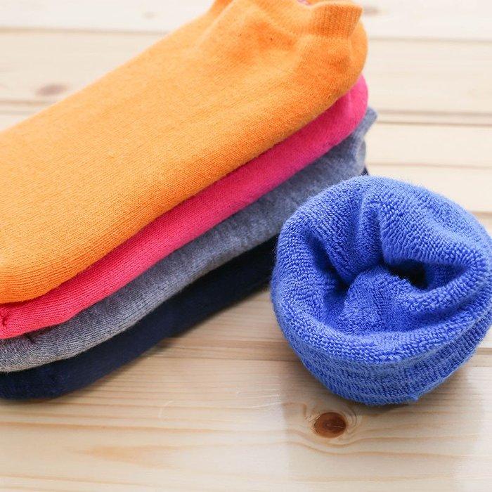 防臭襪子 全棉吸汗 潮流 保暖地板襪加厚毛圈成人男女居家早教襪套室內防滑底秋冬季蹦床襪
