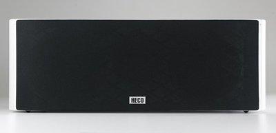 Heco Music Style Center 2 中置喇叭 另 Aleva GT Center 32 新店音響