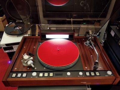 "Thorens TD-226 Hi-End turntableSME12""tonearmV15 瑞士THORENS TD-226 極品黑膠唱盤9成新操作完美"
