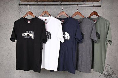 【HYDRA】The North Face Easy Print T-Shirt TNF 素面 短T【TNF13】 新竹縣
