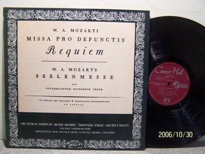 【Concert Hall LP名盤】1941.三張貝多芬:第2,4號交響曲,蒙都/北德廣播交響樂團,3lps