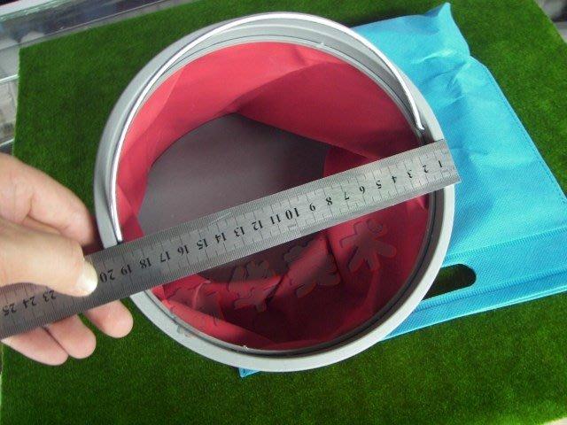 聚吉小屋 #N迪繪畫洗筆桶 折疊便攜洗筆筒 學生水粉 色彩繪畫 寫生繪畫水桶