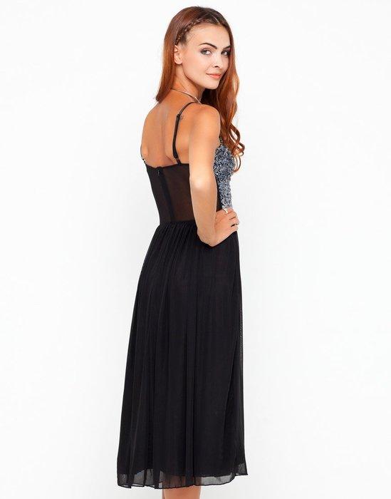 現貨XS 購自topshop 歐美品牌Motel 細肩帶透視感洋裝派對 原價兩千多