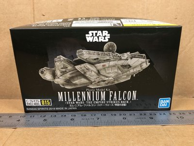 Vehicle Model 015 Millennium Falcon (Star Wars: The Empire Strikes Back) 5055704