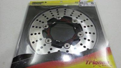 川歐力士 TRIONES 浮動碟 碟盤 白鐵 不銹鋼 220 MM 轉子 新勁戰 四代勁戰 後碟 專用