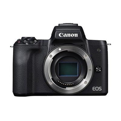 【eWhat億華】Canon EOS M50 單機身 BODY EOSM50 同 KISS M 類 EOSM  M6 M10 參考 黑色  平輸 繁中 【4】