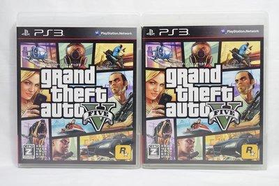 日版 PS3 俠盜獵車手5 GRAND THEFT AUTO V GTA5