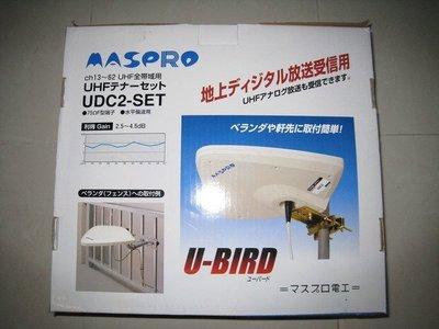 萬視寶 Maspro UDC2-SET 室外多向式天線架 實舖門市