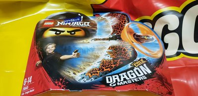 Lego 70645 Ninjago Cole Dragon Masters