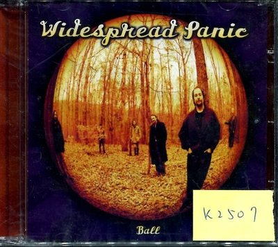 *真音樂* WIDESPREAD PANIC / BALL 歐版 全新 K2507 (清倉.下標賣5)