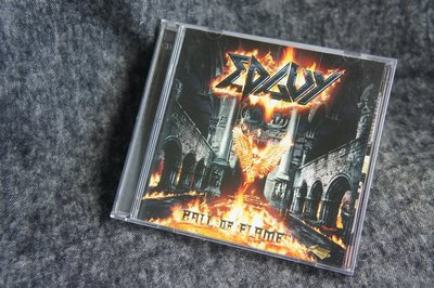[ CD ] EDGUY - Hall of Flames ( The Best and The Rare) 2CD