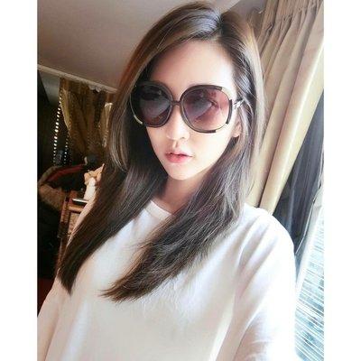 Chloe 蕭亞軒 曾莞婷 同款 馬蹄系列 圓形太陽眼鏡 圓框 墨鏡 3色可選《預購》