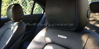 賓士 座椅 皮椅 標 AMG Benz W176 W204 W205 W213 W463 CLA CLS GLC GLE