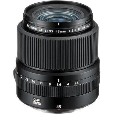【中野數位】富士 FUJINON GF45mmF2.8 R WR FOR GFX 50S 中片幅 平輸 預購