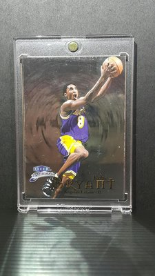 1999 Fleer Brilliants #70 Kobe Bryant