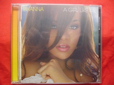 [原版光碟]E Rihanna A Girl Like Me
