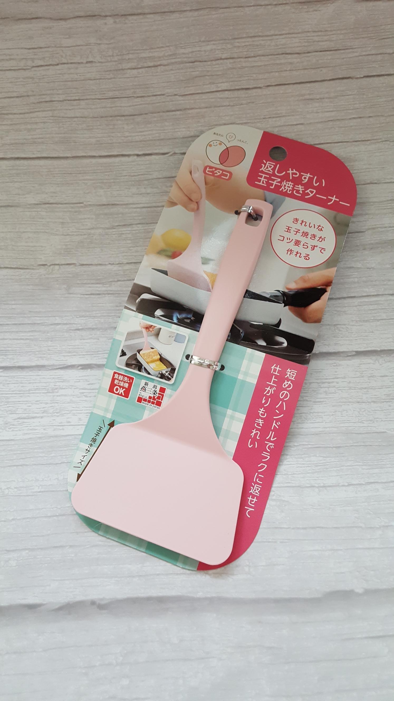 日本製 下村 玉子燒專用煎鏟  玉子燒鏟 煎蛋匙 PC202