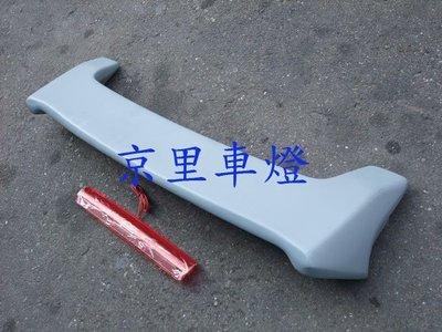 京里車燈專網 本田 HONDA CRV 2代 03 04 05 06年 原廠型尾翼含3煞 FRP纖維 高雄市