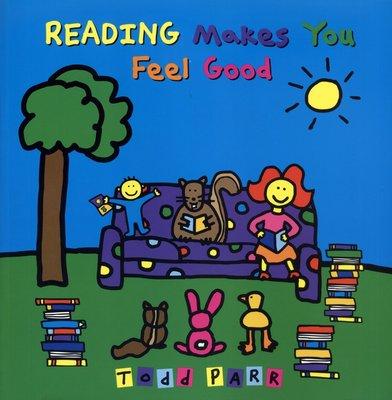 *小貝比的家*READING MAKES YOU FEEL GOOD/平裝/3~6歲/幽默 / 閱讀素養教育