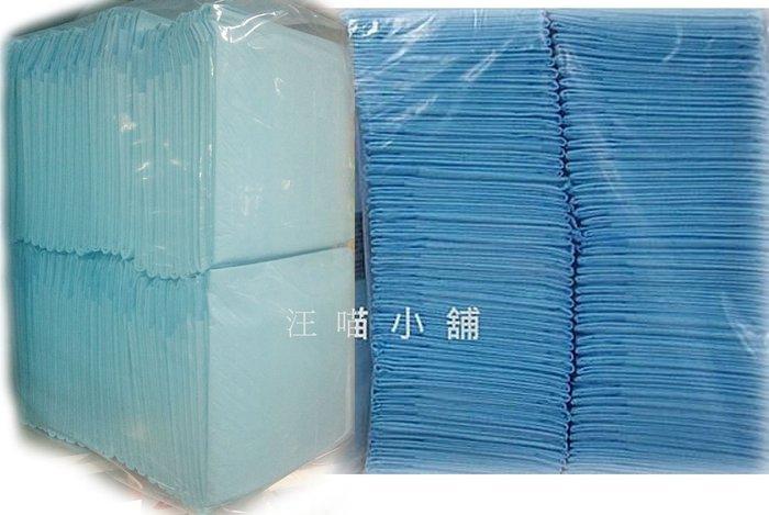 ☆汪喵小舖2店☆ 裸裝高吸收吸水寵物尿墊100片、50片、25片