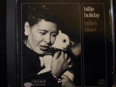 Billie Holiday ~ Billie's Blue 等三張專輯。