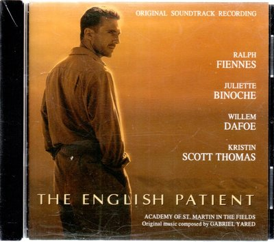 The English Patient 英倫情人 電影原聲帶 589900005123 再生工場02