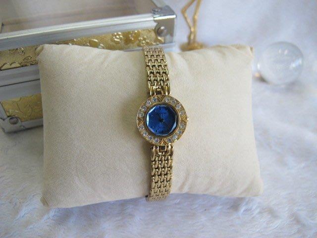 二手舖~ NO.8 高級時尚瑞士雅哥女用錶 老闆慶祝3周年原價3230元優惠價1支只賣800元 庫存全新品