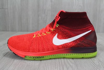【RS只賣正品】Nike Air Zoom All Out Flyknit  編織鞋 慢跑鞋 844134-616