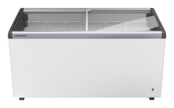 LIEBHERR 德國利勃 【EFI-5603】408公升 6尺3 玻璃推拉冷凍櫃~運送每一區域~運費另計