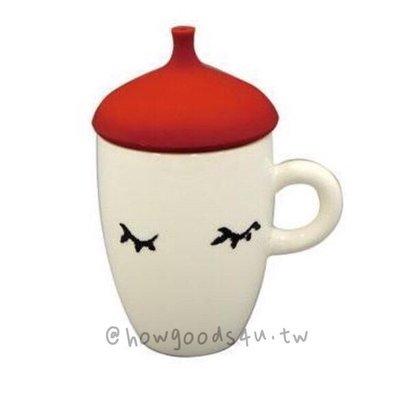 日本製 可愛造型馬克杯 ALL MEMBERS MUG 杯蓋會冒蒸汽 現貨+預購