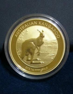 澳洲 2013 年 1 盎司(1OZ)袋鼠金幣