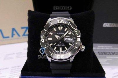 SEIKO 精工 新款 SRPD27K1 Prospex 'Monster' Diver 自動上鍊潛水男機械錶 水鬼