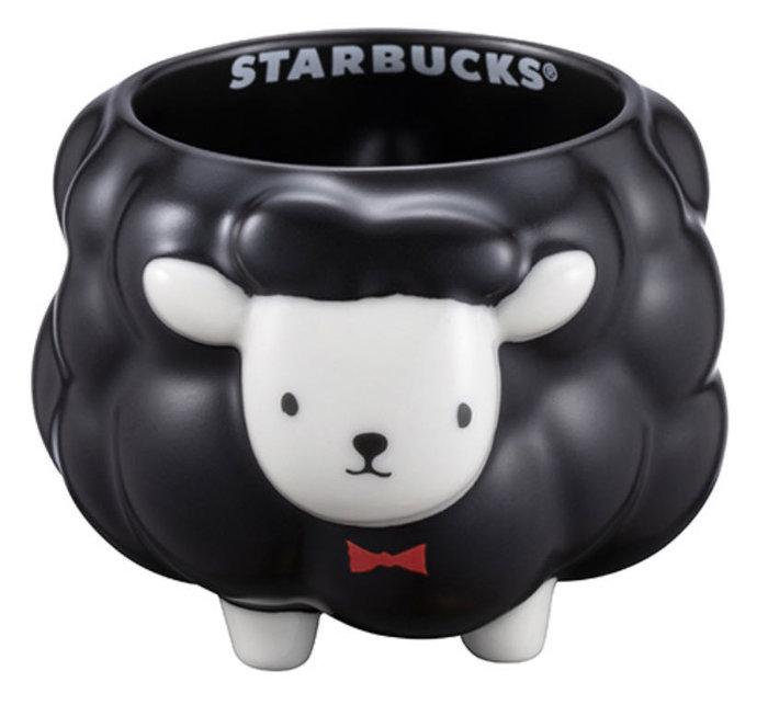 Starbucks 星巴克黑羊祝福馬克杯3OZ—-含運
