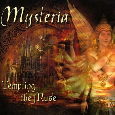 音樂居士*Mysteria - Tempting The Muse 迷幻天籟/飄渺朦朧的女聲演唱*CD專輯