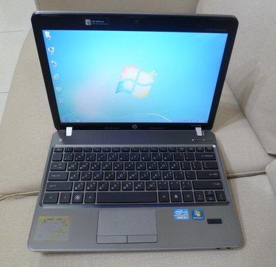 HP 惠普 ProBook 4230S 四核 i52520M2.50G~記憶體4G 硬碟250G HDMI - 中壢