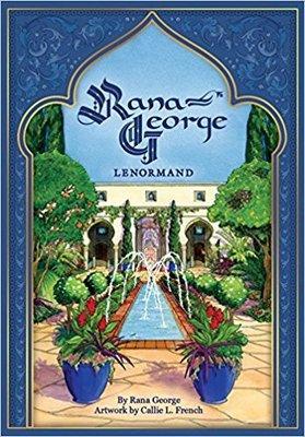 【預馨緣塔羅鋪】現貨正版芮娜喬治雷諾曼卡Rana George Lenormand(全新42張)