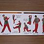 珍藏品【L.A. BOYZ 洛城三兄弟 黃立成 黃立行 林智文 (8) 舞林秘笈卡片-1】< 100元起標 >