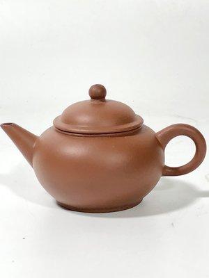1970年代標準壺水平小罐紅泥 可以堂...