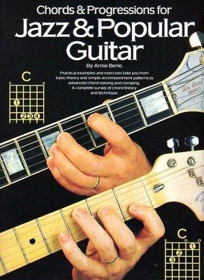 [ 反拍樂器 ] Jazz & popular guitar 流行爵士吉他教本