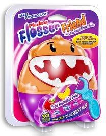 牙齒寶寶 PLACKERS 美國進口 普雷克 牙棒寶寶 牙線棒收納盒 另贈30支塗氟牙線棒
