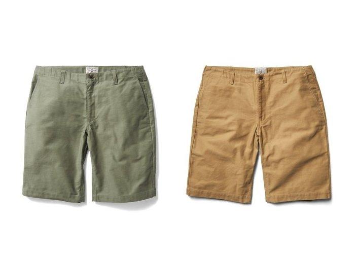 { POISON } RETRODANDY BASIC WORKER SHORTS 陳舊工裝感 寬版工作短褲