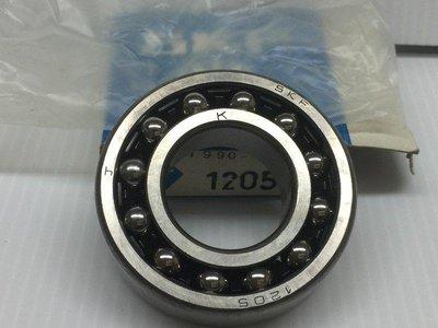 庫存 SKF 軸承  bearing 1205K 25*52*15