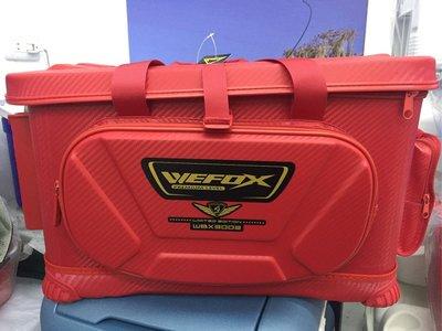 【Fishing Boy 魚小子】V-Fox 20L軟式冰箱 WBX-3003(另有15L、25L、35L)