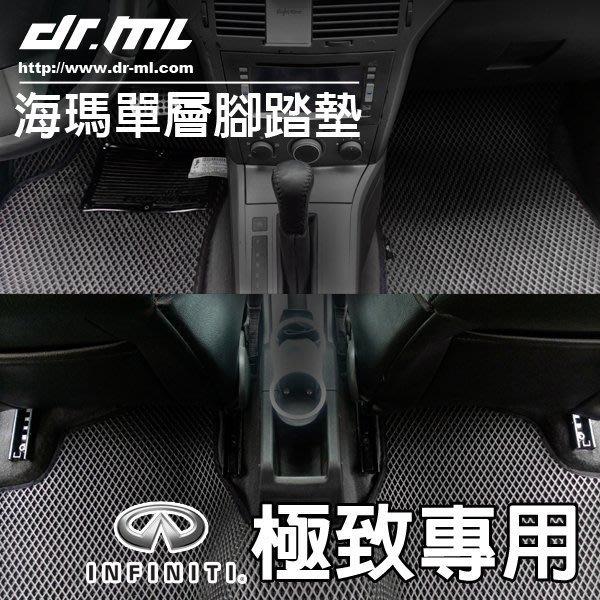 INFINITI 極致【海瑪腳踏墊】台灣製 海馬 FX EX35 G35 G37 Q50 QX M35 G25