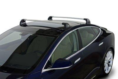 TESLA Model S Whispbar 嵌入式車頂架系統 電動車 電動汽車 ✔附發票【綠動未來】