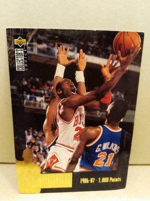 1986-87  Michael Jordan 喬丹 籃球大帝 經典球員卡