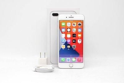 【高雄青蘋果3C】Apple iPhone 8 Plus 256G 256GB 銀 5.5吋 整新機 #60818