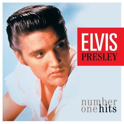 合友唱片 貓王  冠軍精選輯  Elvis Presley  Number One Hits 180g LP 面交 自取