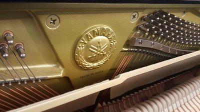 Yamaha U1 原厰證書 8年琴